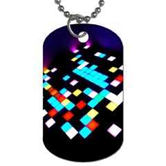 Dance Floor Dog Tag (two Sides) by Jojostore