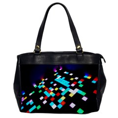 Dance Floor Oversize Office Handbag by Jojostore
