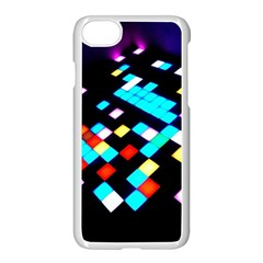 Dance Floor Apple Iphone 7 Seamless Case (white) by Jojostore