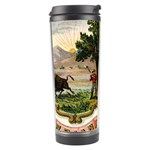 Historical Coat of Arms of Indiana Travel Tumbler Center
