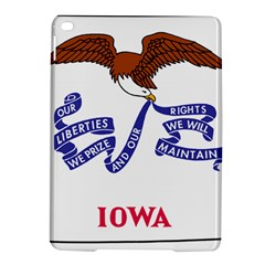 Flag Map Of Iowa Ipad Air 2 Hardshell Cases by abbeyz71