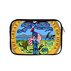 Great Seal Of Iowa Apple Macbook Pro 15  Zipper Case