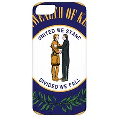Great Seal Of Kentucky Apple Iphone 5 Classic Hardshell Case