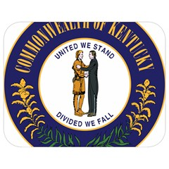 Great Seal Of Kentucky Full Print Lunch Bag