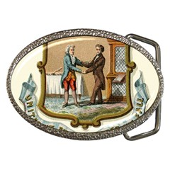 Historical Coat Of Arms Of Kentucky Belt Buckles by abbeyz71