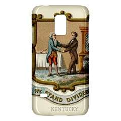 Historical Coat Of Arms Of Kentucky Samsung Galaxy S5 Mini Hardshell Case  by abbeyz71