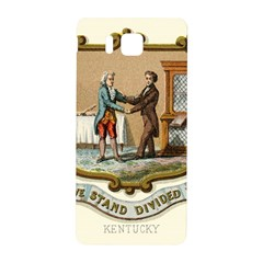 Historical Coat Of Arms Of Kentucky Samsung Galaxy Alpha Hardshell Back Case by abbeyz71