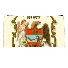 Historical Coat Of Arms Of Arkansas Pencil Cases by abbeyz71