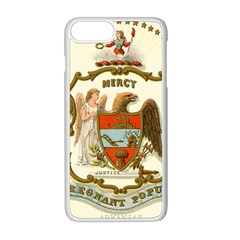 Historical Coat Of Arms Of Arkansas Apple Iphone 8 Plus Seamless Case (white) by abbeyz71