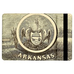 State Seal Of Arkansas, 1853 Ipad Air Flip by abbeyz71