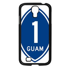 Guam Highway 1 Route Marker Samsung Galaxy S4 I9500/ I9505 Case (black) by abbeyz71