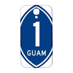 Guam Highway 1 Route Marker Samsung Galaxy S4 I9500/i9505  Hardshell Back Case by abbeyz71