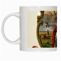 Historical Coat Of Arms Of California White Mugs by abbeyz71