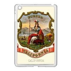 Historical Coat Of Arms Of California Apple Ipad Mini Case (white) by abbeyz71