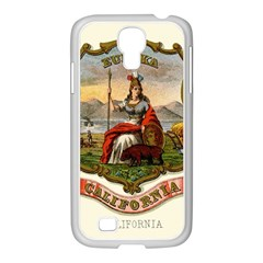 Historical Coat Of Arms Of California Samsung Galaxy S4 I9500/ I9505 Case (white) by abbeyz71