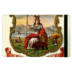 Historical Coat Of Arms Of California Apple Ipad Pro 9 7   Flip Case by abbeyz71