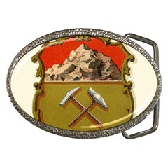 Historical Coat Of Arms Of Colorado Belt Buckles by abbeyz71