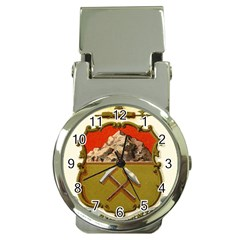 Historical Coat Of Arms Of Colorado Money Clip Watches by abbeyz71