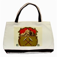 Historical Coat Of Arms Of Colorado Basic Tote Bag (two Sides)