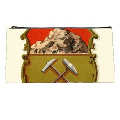 Historical Coat Of Arms Of Colorado Pencil Cases by abbeyz71