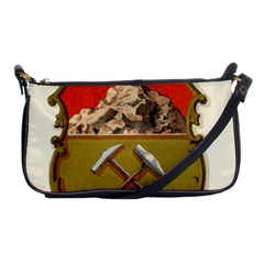 Historical Coat Of Arms Of Colorado Shoulder Clutch Bag