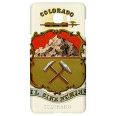 Historical Coat Of Arms Of Colorado Samsung C9 Pro Hardshell Case  by abbeyz71