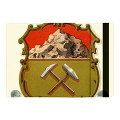 Historical Coat Of Arms Of Colorado Apple Ipad 9 7 by abbeyz71