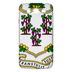 Coat Of Arms Of Connecticut Samsung Galaxy Mega 5 8 I9152 Hardshell Case