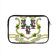 Coat Of Arms Of Connecticut Apple Macbook Pro 15  Zipper Case by abbeyz71