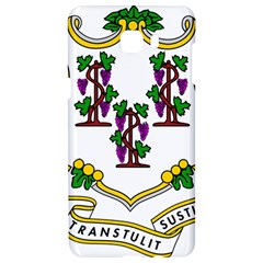 Coat Of Arms Of Connecticut Samsung C9 Pro Hardshell Case  by abbeyz71