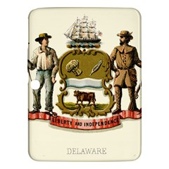 Historical Coat Of Arms Of Delaware Samsung Galaxy Tab 3 (10 1 ) P5200 Hardshell Case
