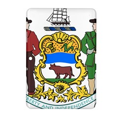 Delaware Coat Of Arms Samsung Galaxy Tab 2 (10 1 ) P5100 Hardshell Case