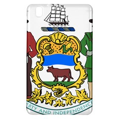 Delaware Coat Of Arms Samsung Galaxy Tab Pro 8 4 Hardshell Case by abbeyz71