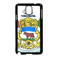 Delaware Coat Of Arms Samsung Galaxy Note 3 Neo Hardshell Case (black)