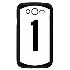 Delaware Route 1 Marker Samsung Galaxy Grand Duos I9082 Case (black) by abbeyz71