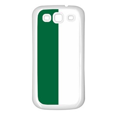 Franco Ontarian Flag Samsung Galaxy S3 Back Case (white)