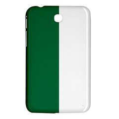 Franco Ontarian Flag Samsung Galaxy Tab 3 (7 ) P3200 Hardshell Case  by abbeyz71