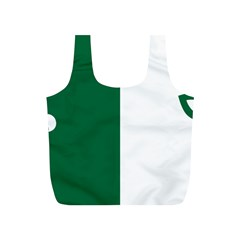 Franco Ontarian Flag Full Print Recycle Bag (s) by abbeyz71