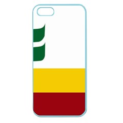 Flag Of Franco Manitobans Apple Seamless Iphone 5 Case (color) by abbeyz71