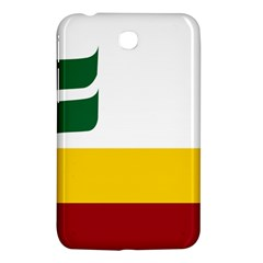 Flag Of Franco Manitobans Samsung Galaxy Tab 3 (7 ) P3200 Hardshell Case  by abbeyz71
