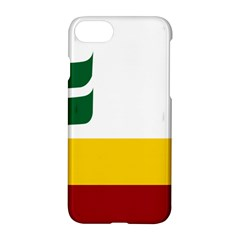 Flag Of Franco Manitobans Apple Iphone 7 Hardshell Case