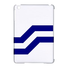 Flag Of The Franco Columbians Apple Ipad Mini Hardshell Case (compatible With Smart Cover) by abbeyz71