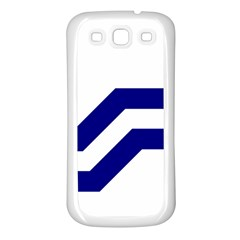 Flag Of The Franco Columbians Samsung Galaxy S3 Back Case (white)