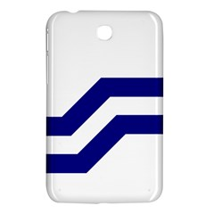 Flag Of The Franco Columbians Samsung Galaxy Tab 3 (7 ) P3200 Hardshell Case  by abbeyz71