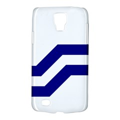 Flag Of The Franco Columbians Samsung Galaxy S4 Active (i9295) Hardshell Case by abbeyz71