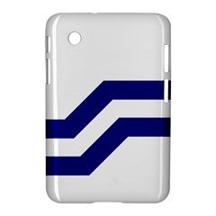 Flag Of The Franco Columbians Samsung Galaxy Tab 2 (7 ) P3100 Hardshell Case  by abbeyz71
