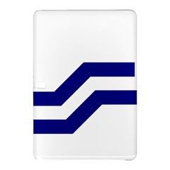 Flag Of The Franco Columbians Samsung Galaxy Tab Pro 10 1 Hardshell Case by abbeyz71