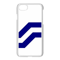 Flag Of The Franco Columbians Apple Iphone 8 Seamless Case (white) by abbeyz71