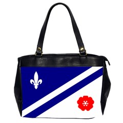 Franco Albertan Flag Oversize Office Handbag (2 Sides) by abbeyz71