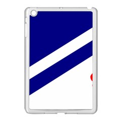 Franco Albertan Flag Apple Ipad Mini Case (white) by abbeyz71